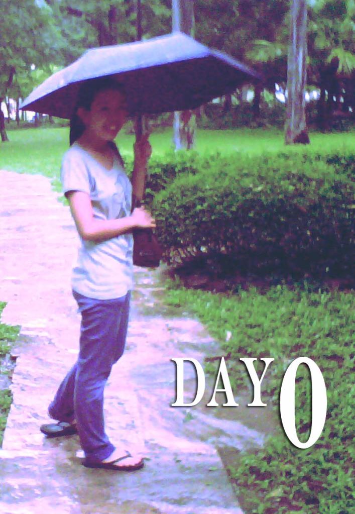 Aziel Anne Chua - Day 0