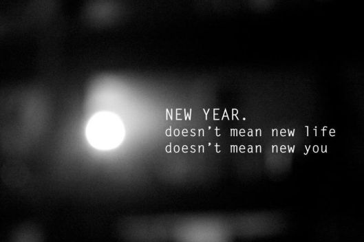 new year, new life, new you