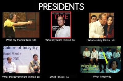 president, what i think i do, what i really do