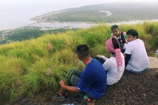 Bongao Peak, Tawi-Tawi, Mindanao, Philippines