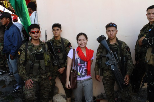 Scout Rangers, Armed forces of the philippines