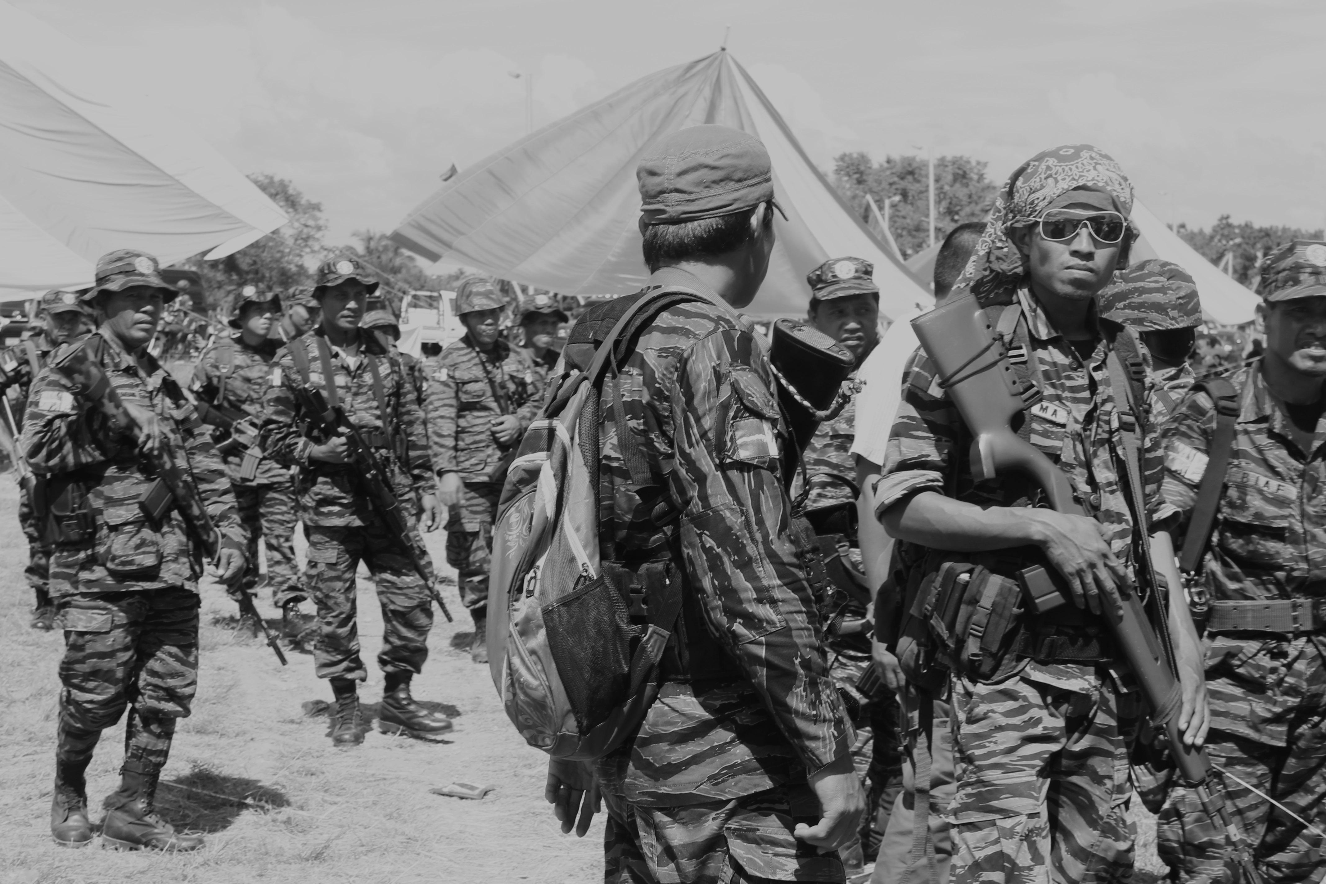 BIAF, Bangsamoro Islamic Armed Forces, MILF, Moro Islamic Liberation Front