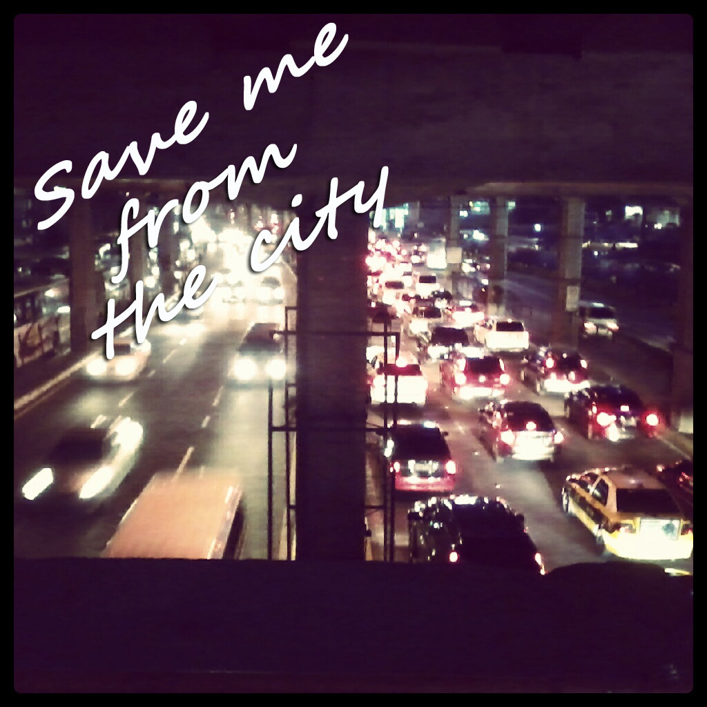 save me from the city