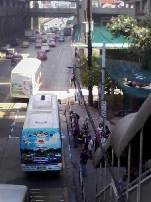 EDSA morning