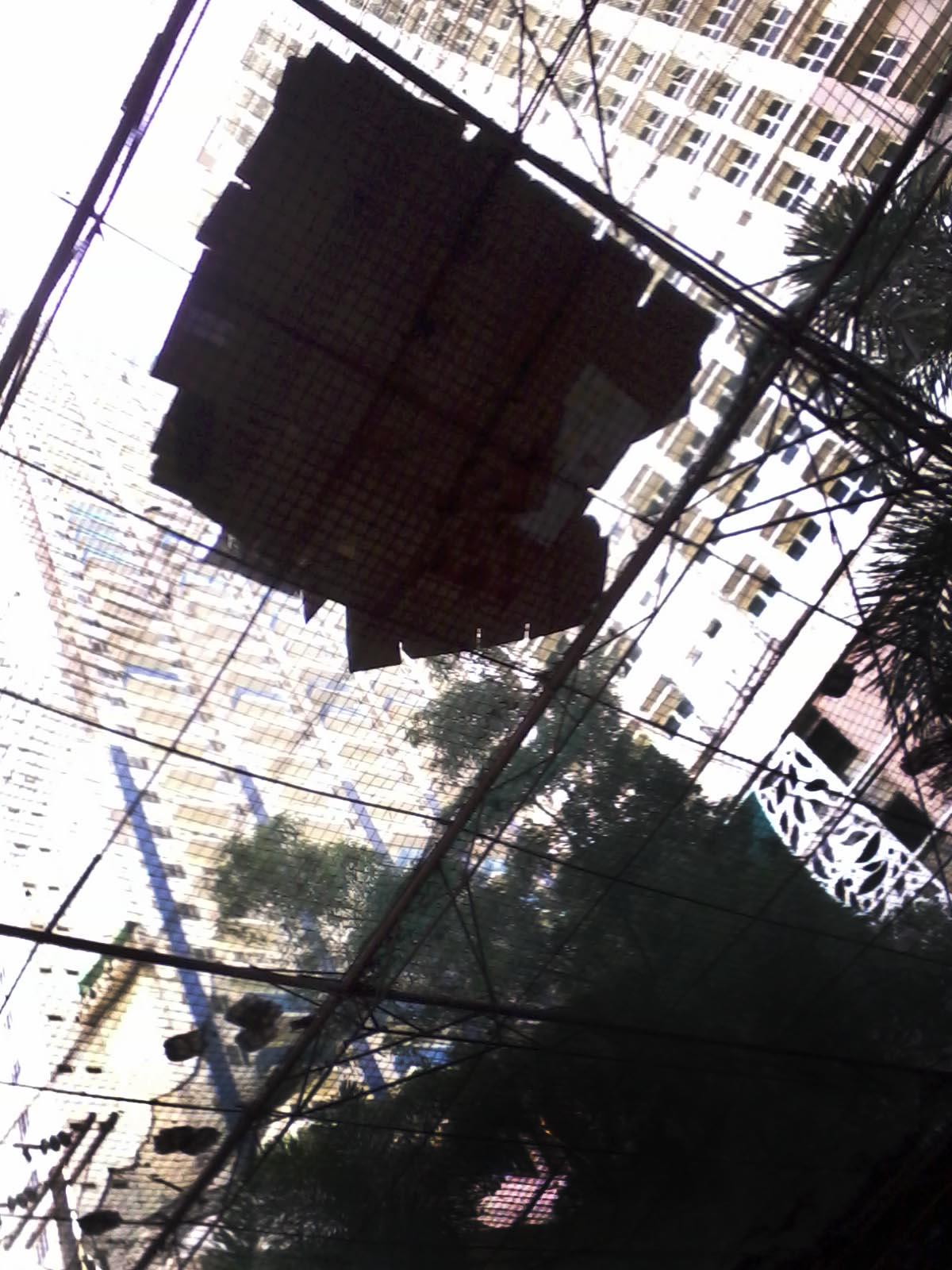 EDSA street people