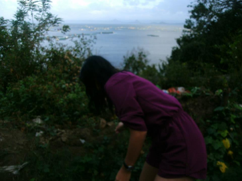 Along Taal Lake