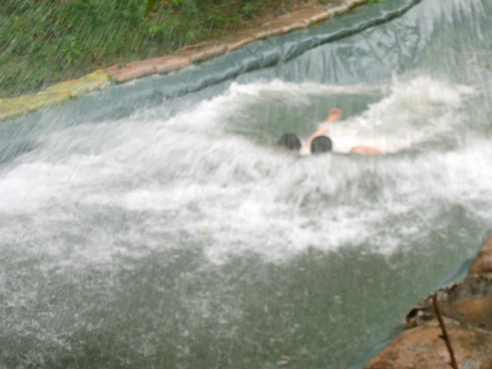 Mudslide, Pugad Lawin, Laurel, Batangas, Amansinaya