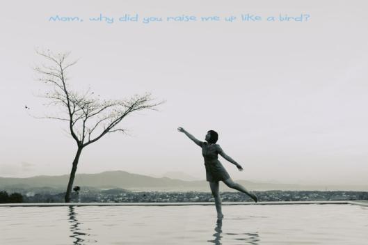 Like a bird. a Photo by Jeff Lord, Punta de Fabian, Baras, Rizal